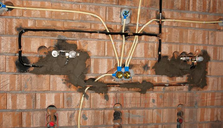 Water gas sanitair - Jaspers Installaties